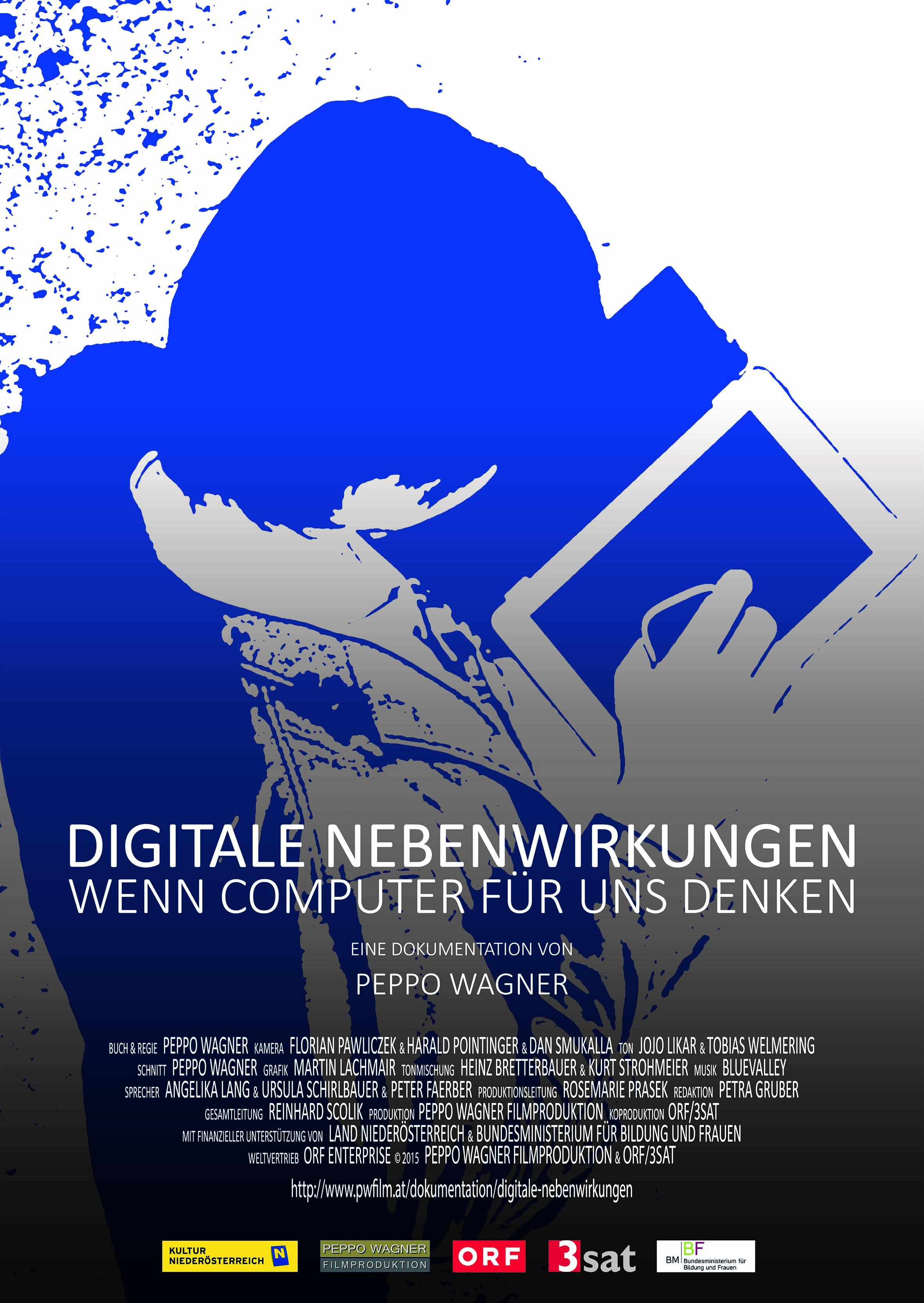 Digitale Nebenwirkungen Plakat A1 V01